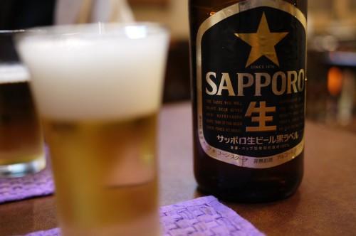 駒場東大前 福島屋 サッポロビール