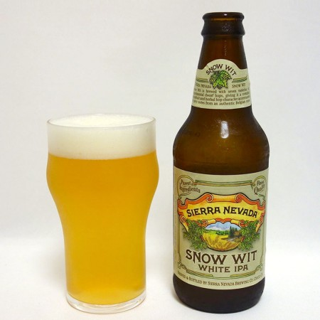アメリカ SIERRA NEVADA SHOW WIT WHITE IPA