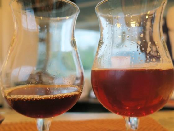 バーレイワイン、飲み比べ