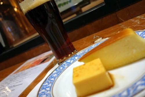 スイーツ&ビール