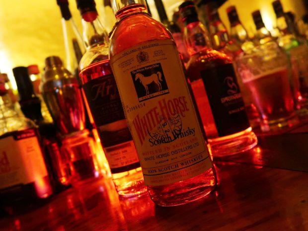 1971年に沖縄に来たウイスキー