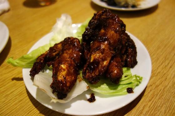 台湾の一番美味しい海老の食べ方(1,200円)