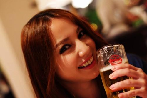 美人×麦酒 久美子さん