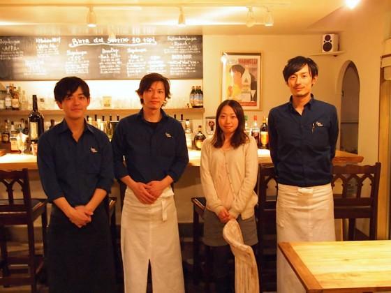 左から、佐藤さん、垣内さん、小林さん