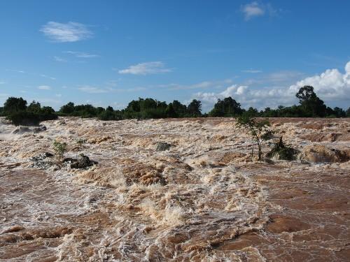 ソンパミットの滝