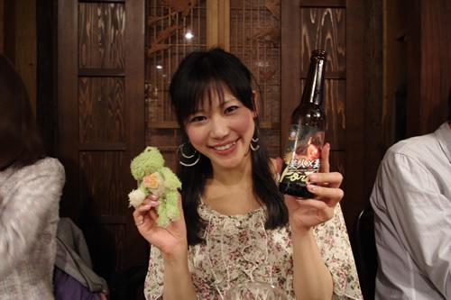 美人×麦酒×由衣さん