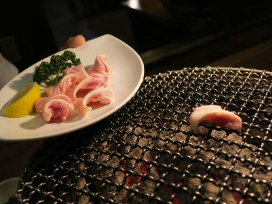 コリコリ焼(650円)