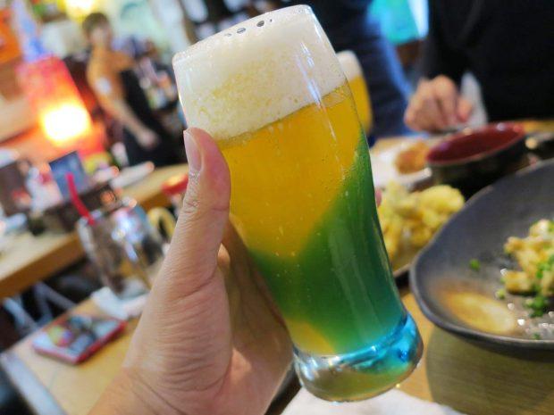 シークワーサー生ビール