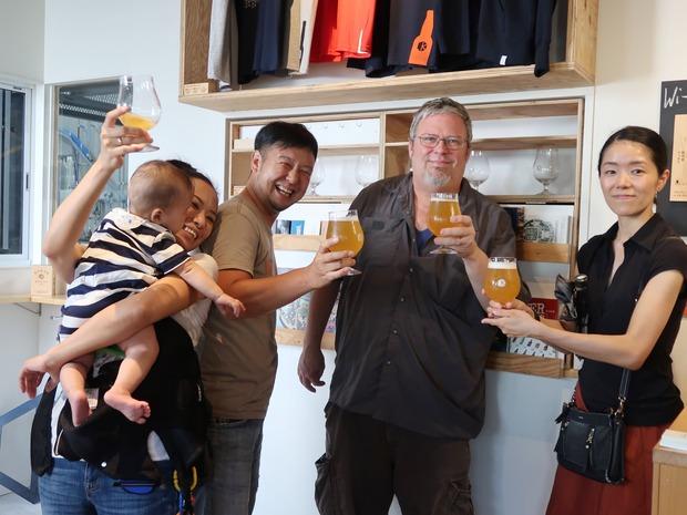 日本のクラフトビールのすべての著者・メリさんと