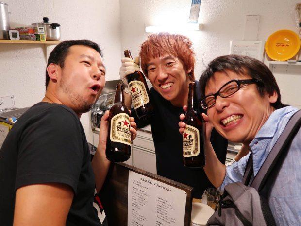 瓶ビール班長とビールブロガー