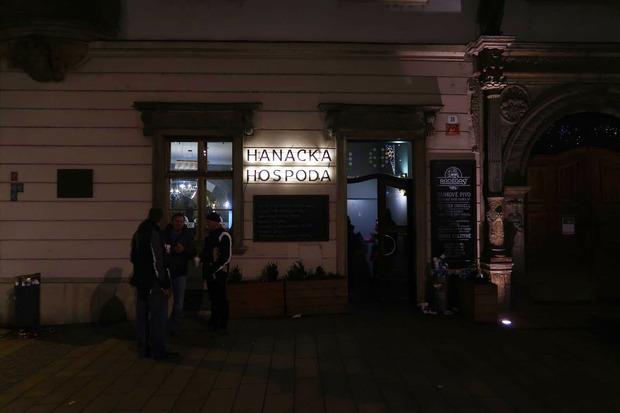 Hanácká hospoda Olomouc