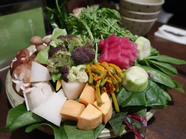島野菜の数々
