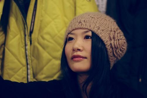 美人×麦酒 友子さん
