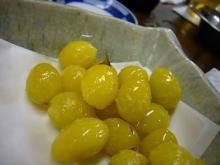 銀杏 塩焼き