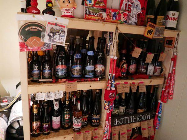 冷蔵庫には秘蔵のビールが