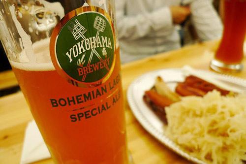 横浜ビール ピルスナー