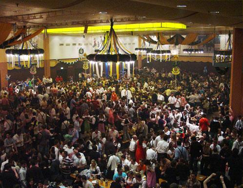 Starkbierfest(シュタルクビアフェスト)