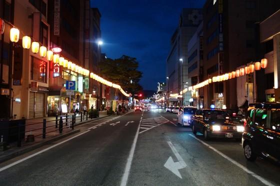 黒崎駅前 ふれあい通り