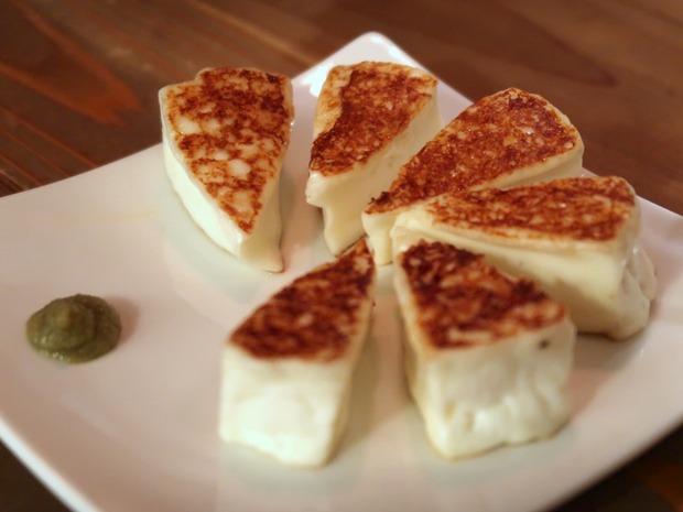 自家製チーズ ケソ フレスコ(600円)