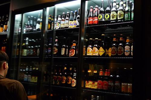 いろいろなボトルビール