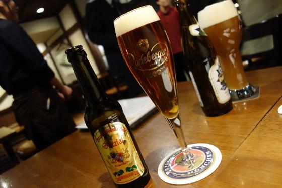 ビール6杯目!