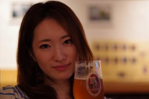 美人×麦酒 まいさん