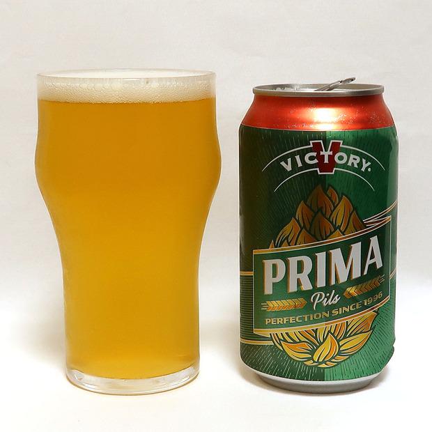 アメリカ Victory Brewing Prima Pils