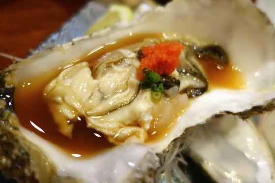 昆布森産 生牡蠣(500円)