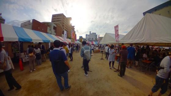 おかやま秋の酒祭り in 西川