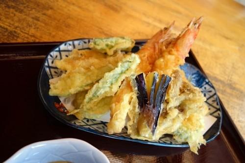 天ぷら 盛り合わせ