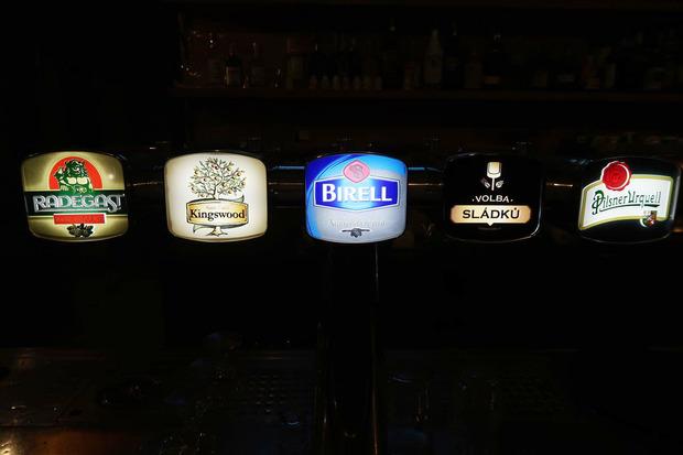ビールタップ