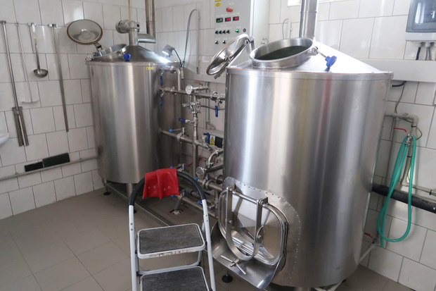 醸造設備その2