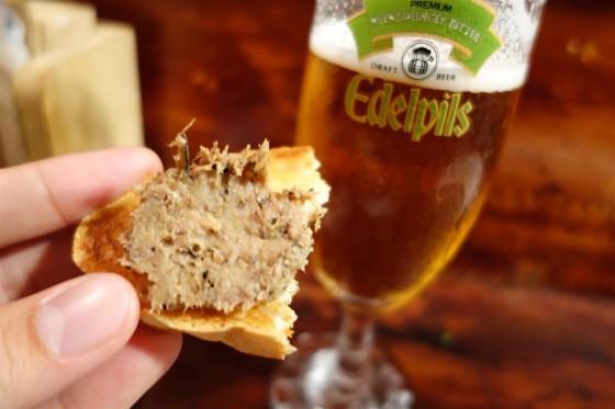 コンビーフ&ビール