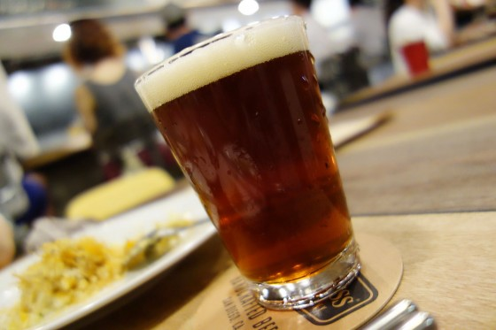 Ember Smoked Belgian Red Ale