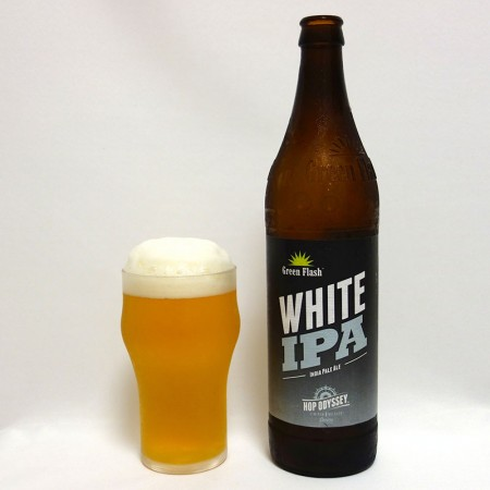 アメリカ Green Flash Brewing Company WHITE IPA