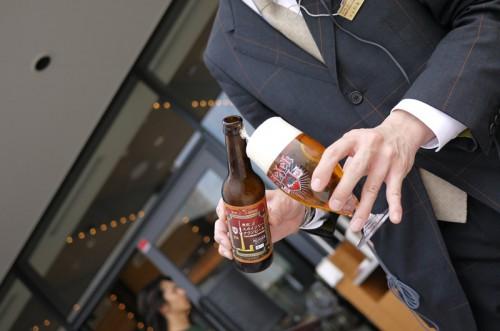 スカイツリーのビール