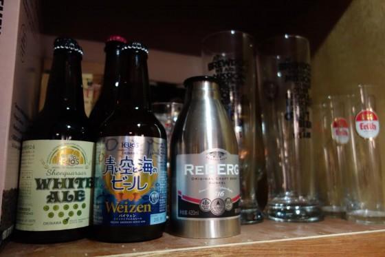 沖縄のビールもありました