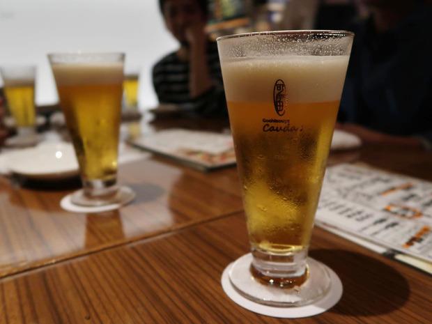 かうだのビール