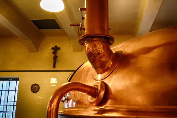 醸造所のキリスト