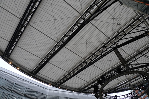 ヒルズの屋根