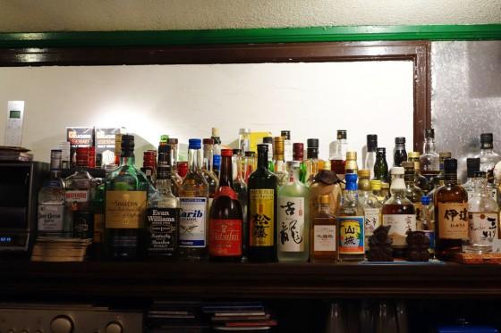 いろいろなお酒