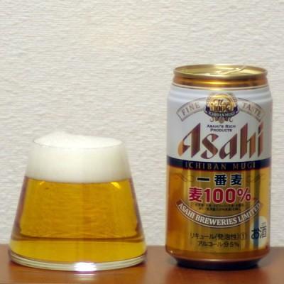 アサヒビール アサヒ 一番麦