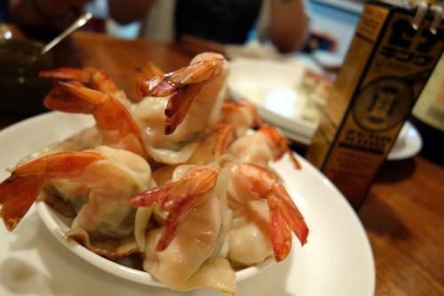 海鮮ゼナキング焼餃子