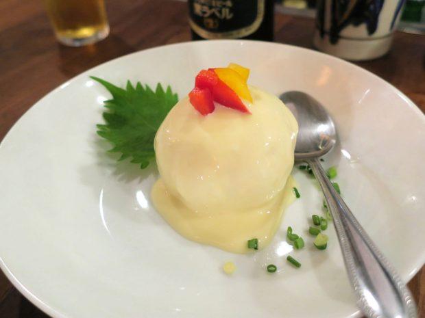 ポテトサラダの白いドーム(480円)