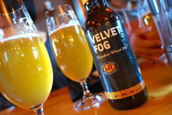 Wild Rose Brewery VELVET FOG