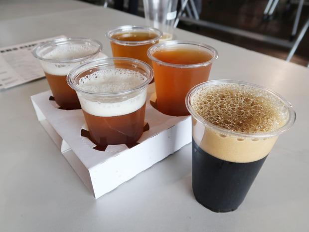 湘南ビール IPA飲み比べ