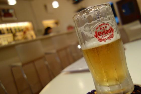 真嘉比 ビアパラダイニング ビール