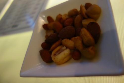 自家製スモークナッツ