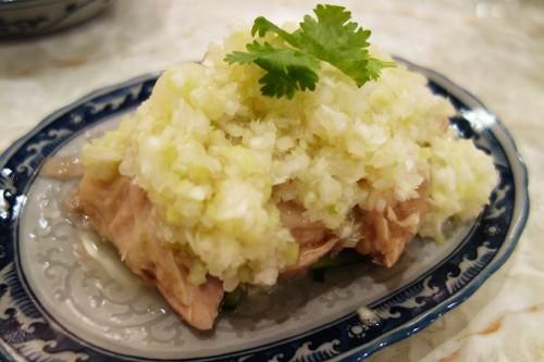 葱油鶏 ツォンユーチー