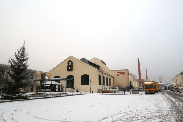 ピルスナー・ウルケル工場